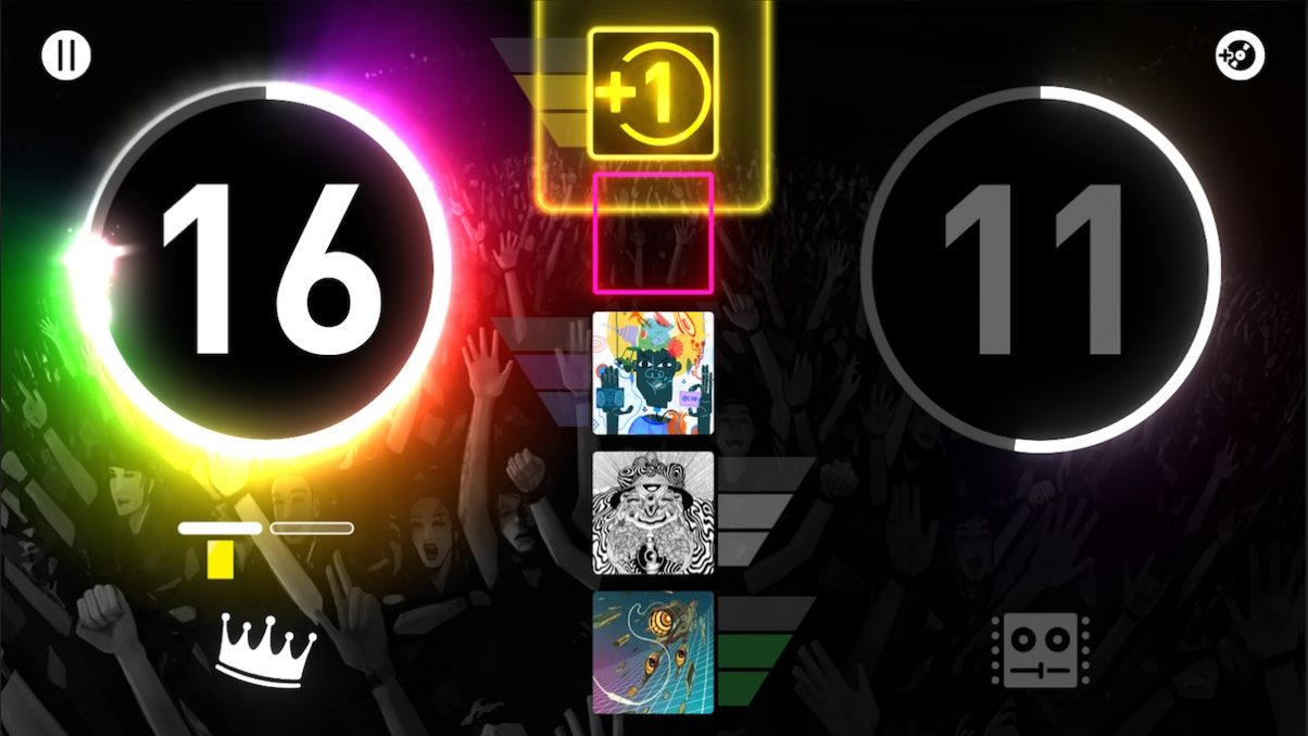 onscreen dropmix