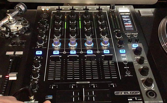 Reloop RMX-90 Digital DJ Tips