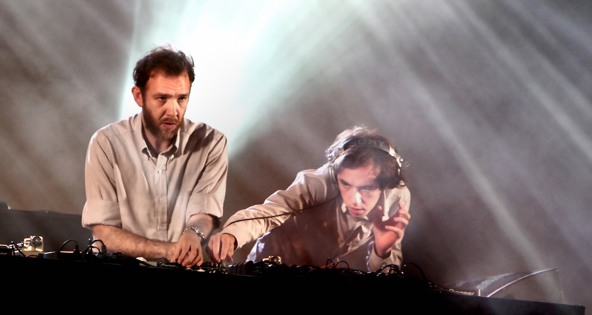 Soulwax / 2manydjs are one of a number of famous B2B performers.