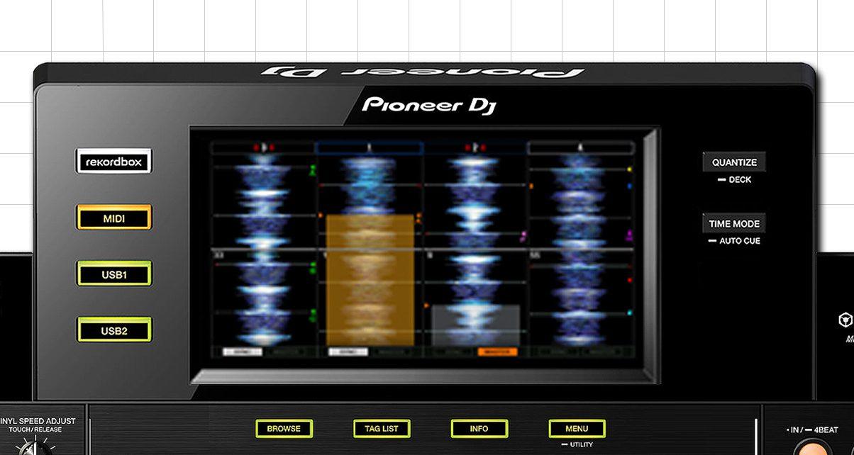 XDJ-RX2-Screen