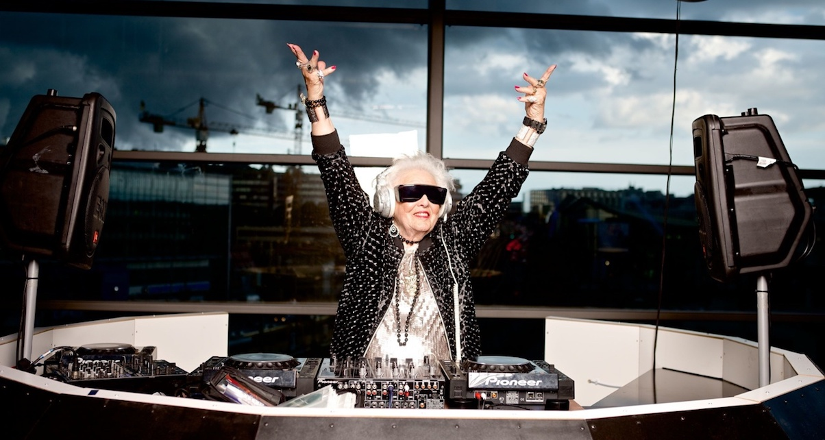 What do you think, are you ever too old or too young to start or be DJing?