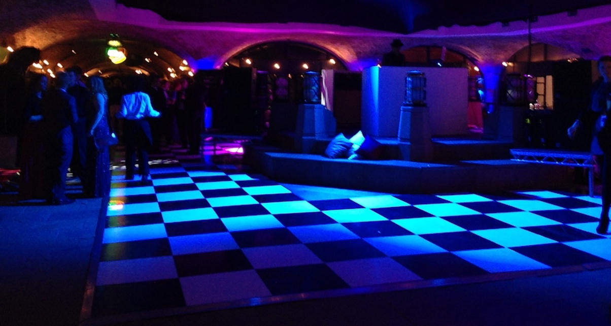 If you fail to promote your night adequately, you could be faced with an empty dancefloor like this.