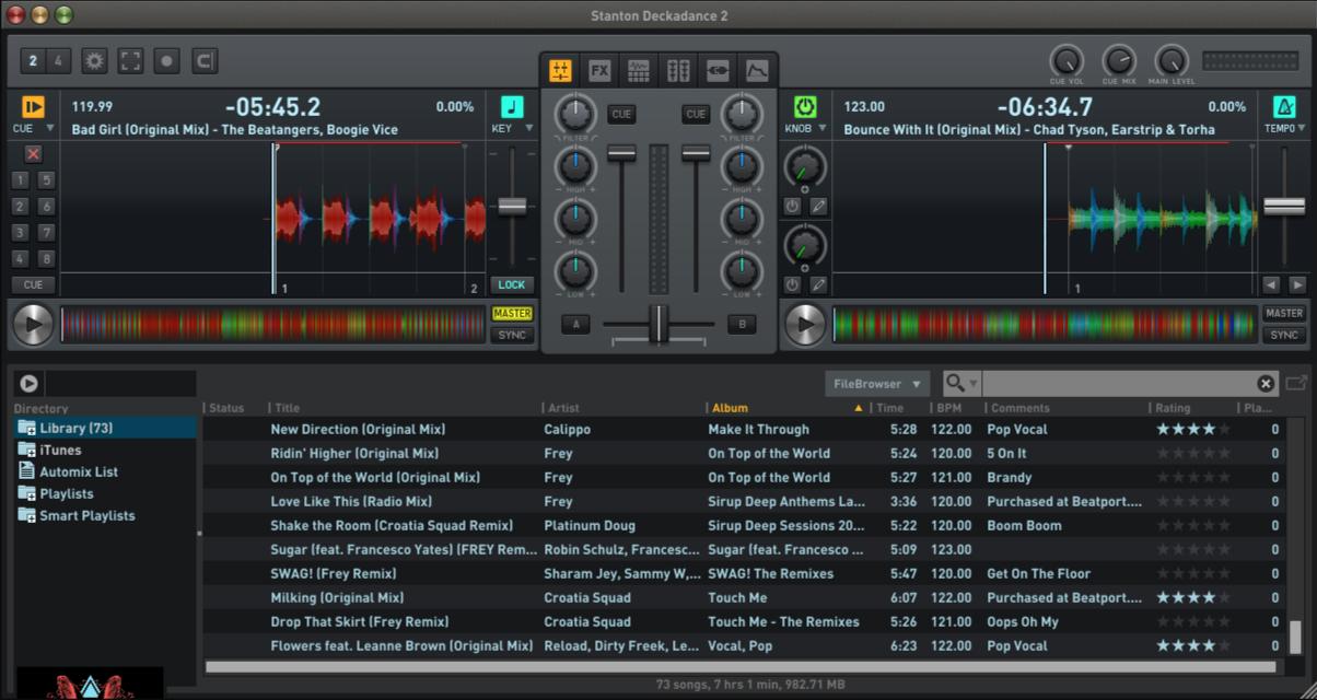 Deckadance Software Review - Digital DJ Tips