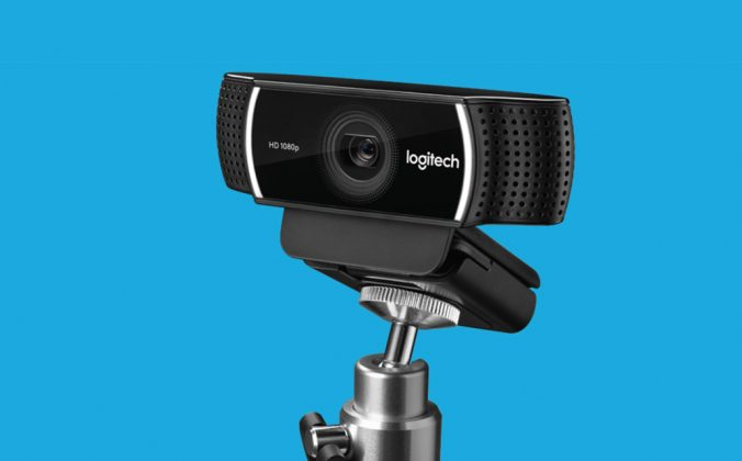 Logitech-C922
