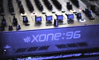 Xone96 mixer