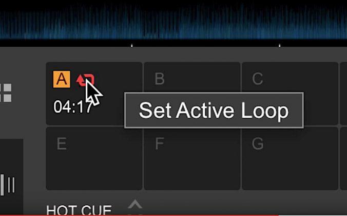 active loop
