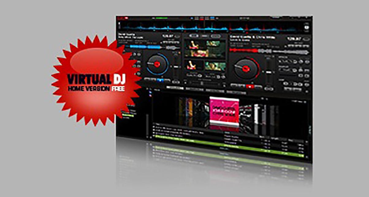 virtual dj home free download for windows 7