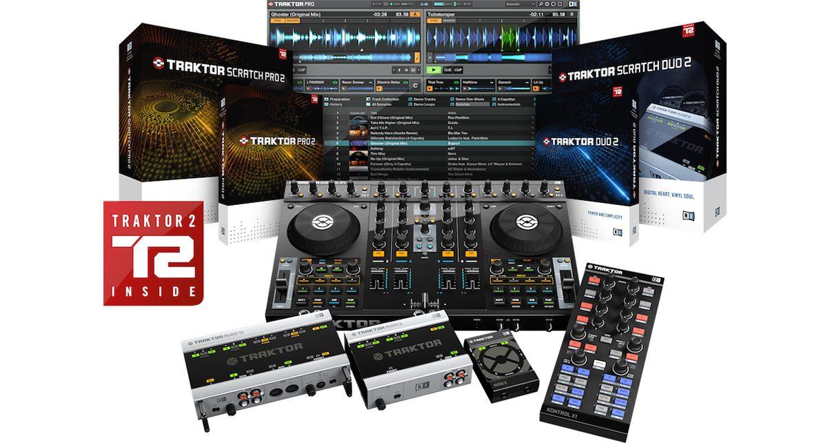 traktor scratch pro 2 - Digital DJ Tips