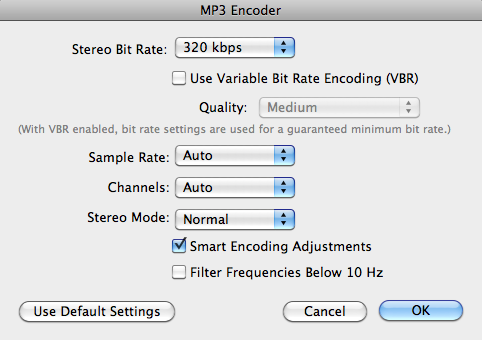 Why do mp3 have sample rate? - Sound Design Stack