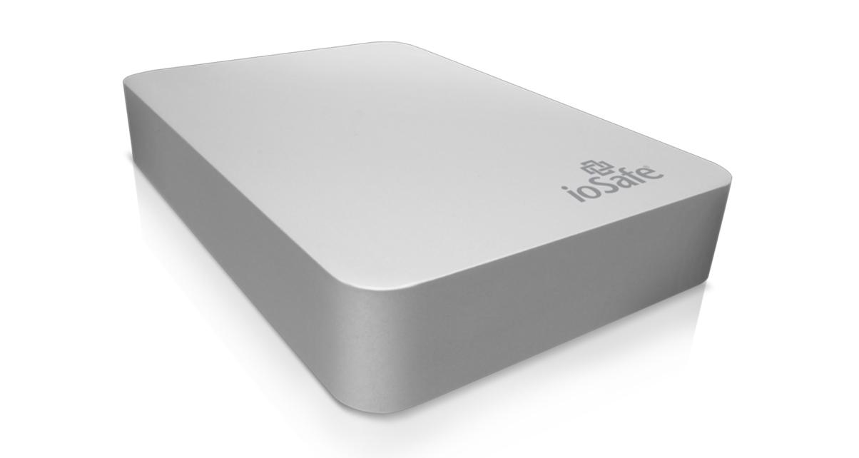 Iosafe Rugged Portable External Hard
