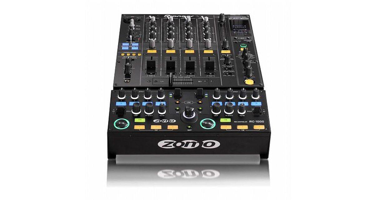 Zomo Midi Controller : review video zomo mc 1000 dj midi controller digital dj tips ~ Vivirlamusica.com Haus und Dekorationen