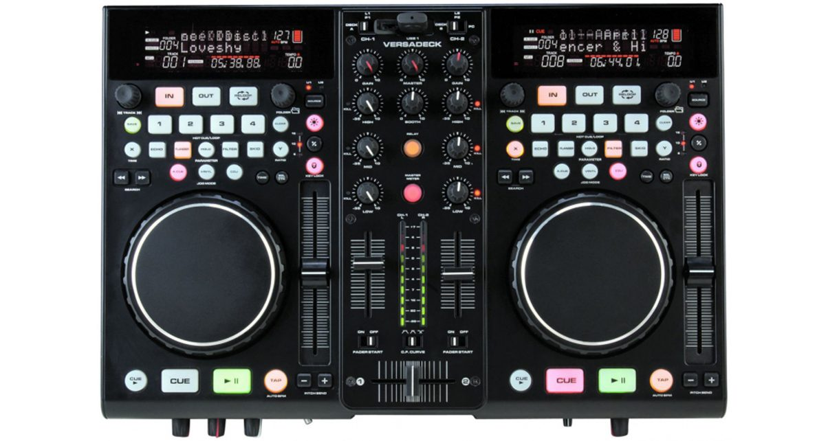 Review & Video: American Audio Versadeck - Digital DJ Tips