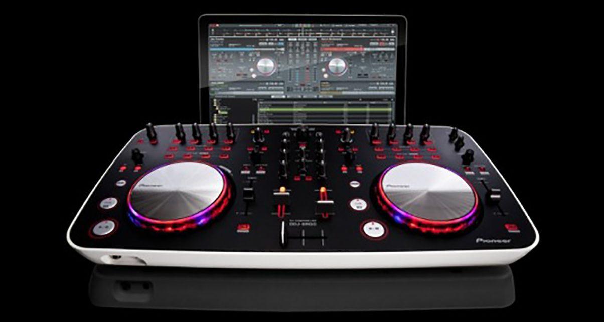 PIONEER DJ DDJ-ERGO VIRTUAL SKIN TÉLÉCHARGER