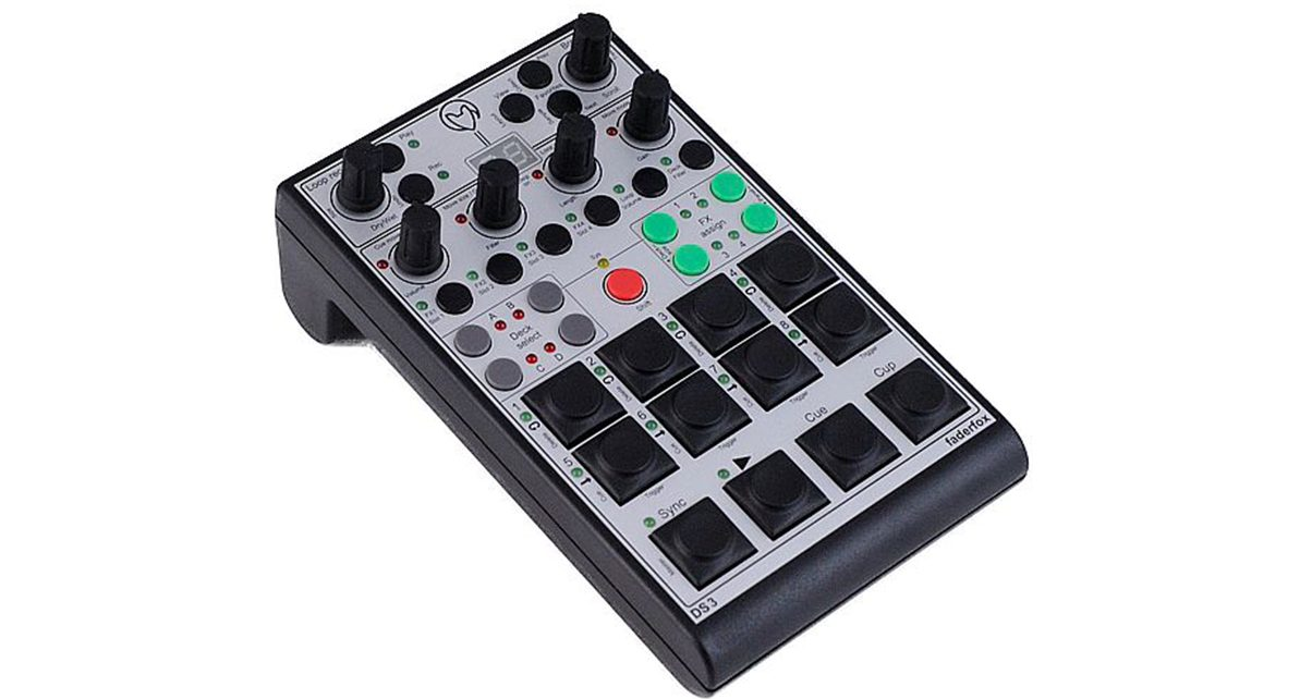 Review & Video: Faderfox Micromodul DS3 Traktor Controller