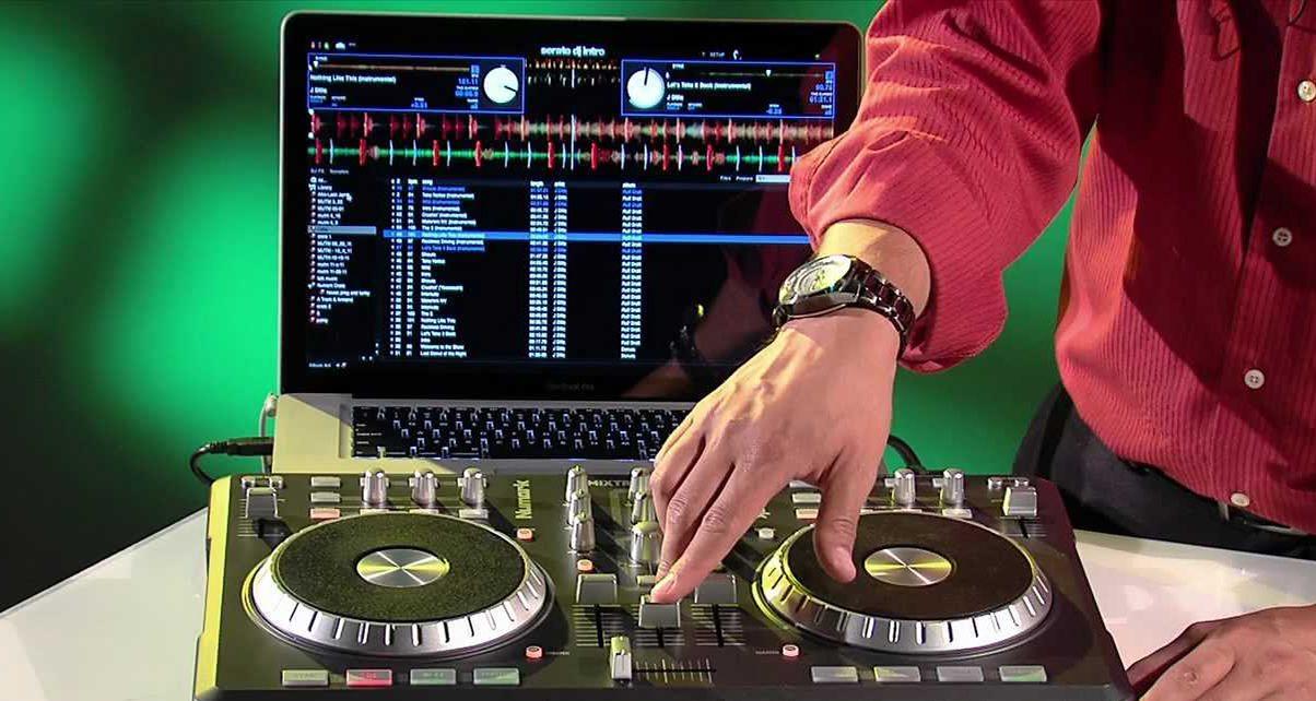 Review: Serato DJ Intro Software With Numark Mixtrack Pro - Digital