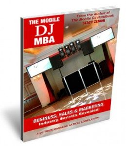 The Mobile DJ MBA