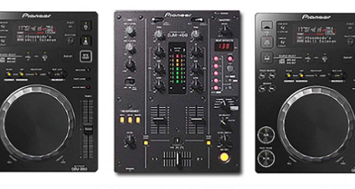 Pioneer CDJ-350 DJ Deck Drivers for Windows XP