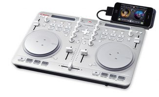 Review  Vestax Spin2 Controller For djay a521d226c0e
