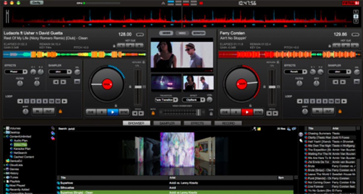 Virtual Dj 7 4 Adds Cloud Video Karaoke Services