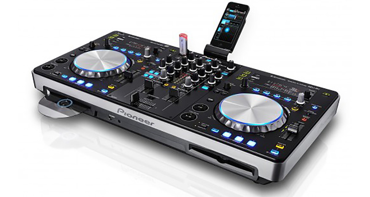 pioneer xdj r1 all in one dj controller remotebox app launched. Black Bedroom Furniture Sets. Home Design Ideas
