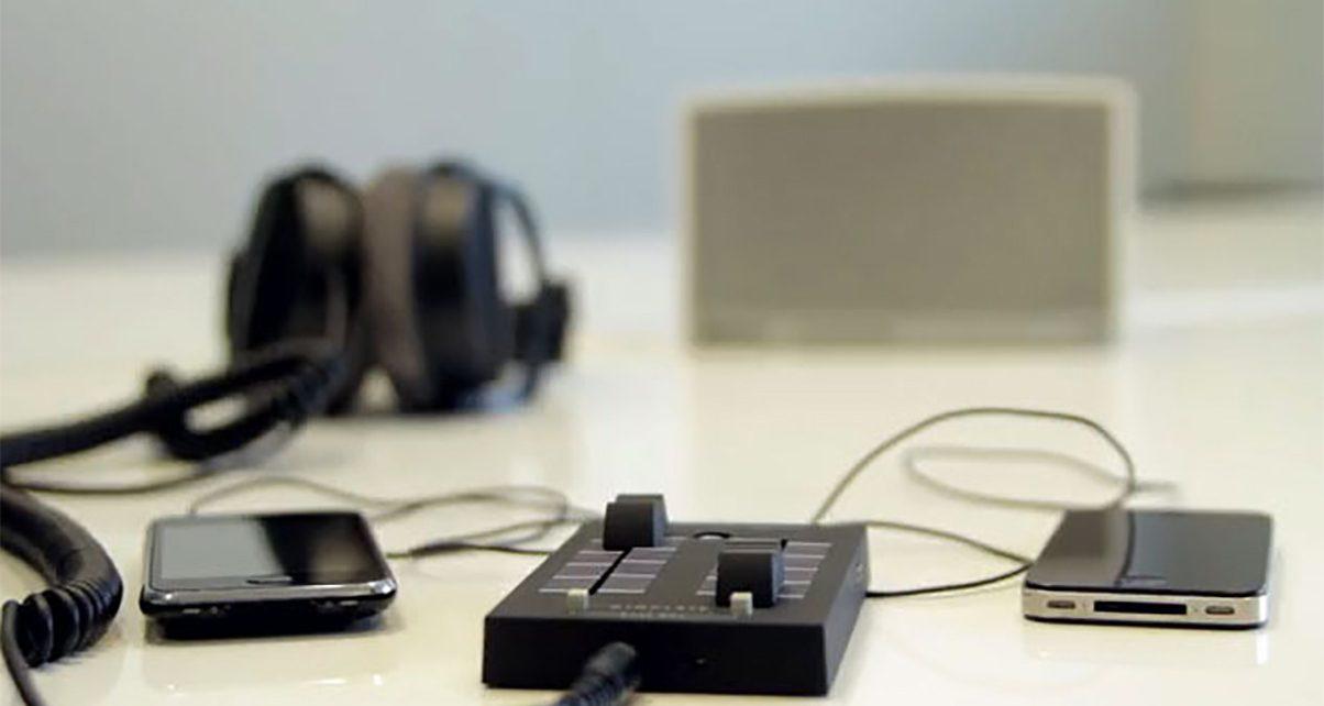 Kickstarter: Djoclate II Mini Bluetooth DJ Mixer - Digital