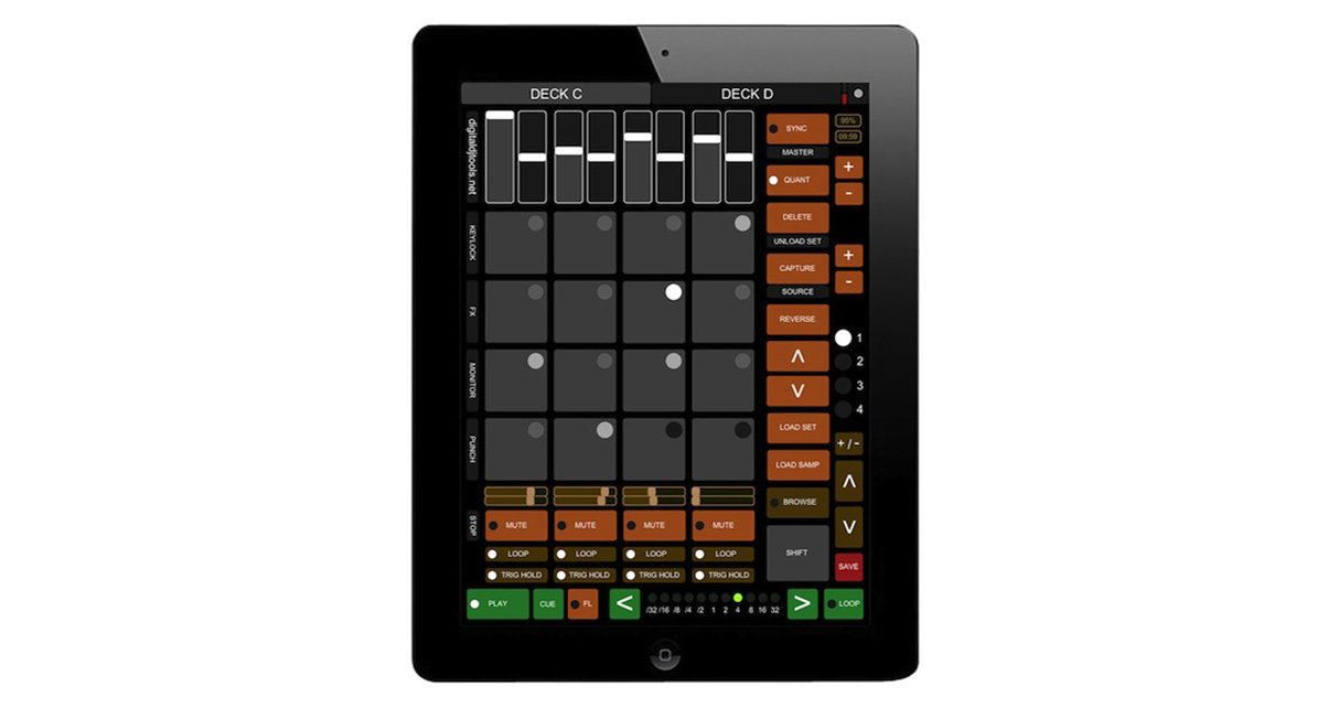 How To Control Traktor's Remix Decks From Your iPad