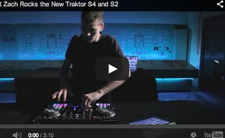 Review & Video: Traktor Kontrol S2 DJ Controller - Digital