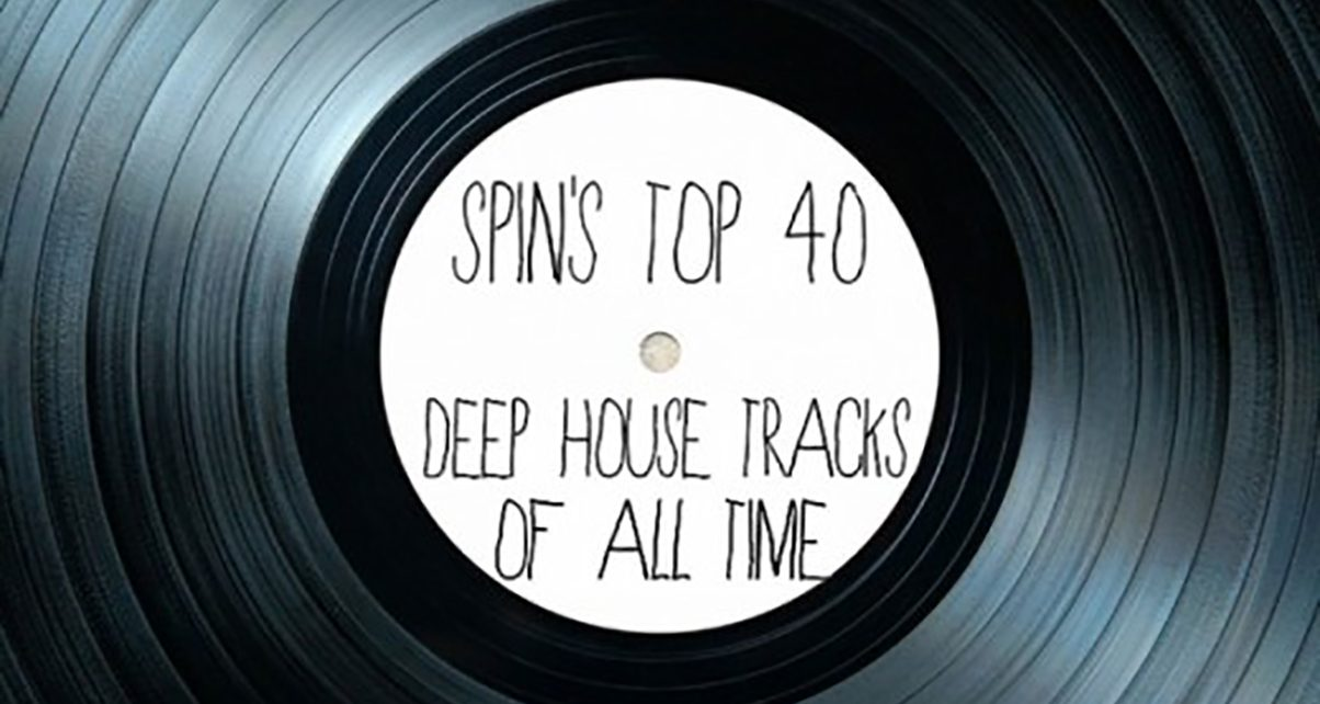 The friday roundup top 40 deep house tunes of all time for Deep house tunes
