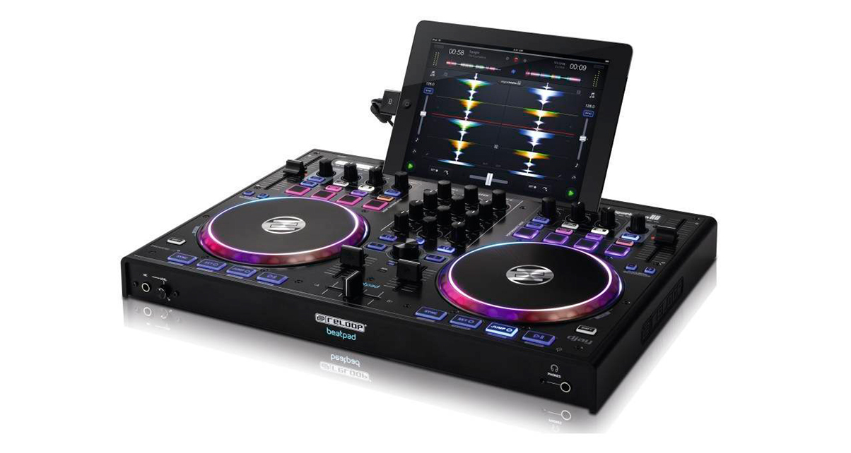 Best Controller For Djay Pro Ipad