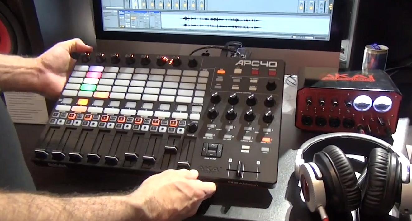 Instal akai apc40 ableton live video tutorial fast & easy! Youtube.