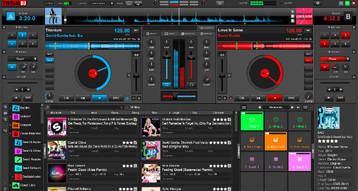 Virtual DJ 8 Is Here: Exclusive Screenshot - Digital DJ Tips