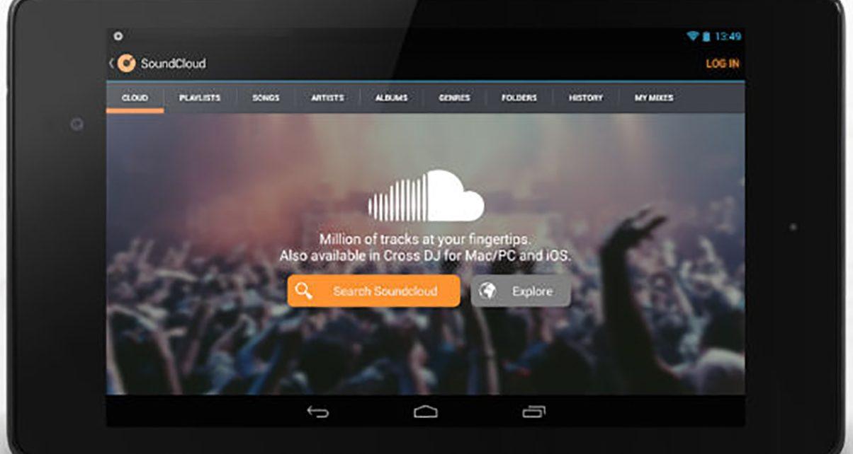 SoundCloud Streaming Arrives In Cross DJ Software - Digital