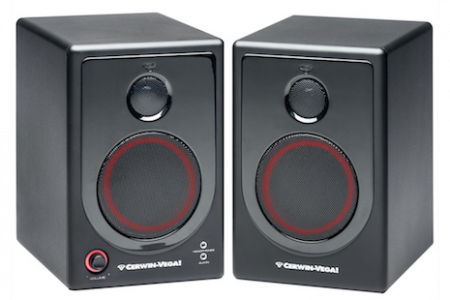 Cerwin Vega XD4 / XD8s Powered Speakers & Subwoofer