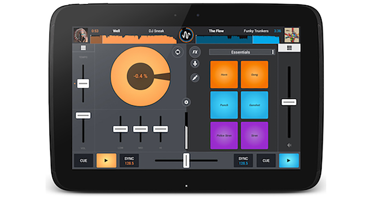 pro dj audio interfaces will soon work with android. Black Bedroom Furniture Sets. Home Design Ideas