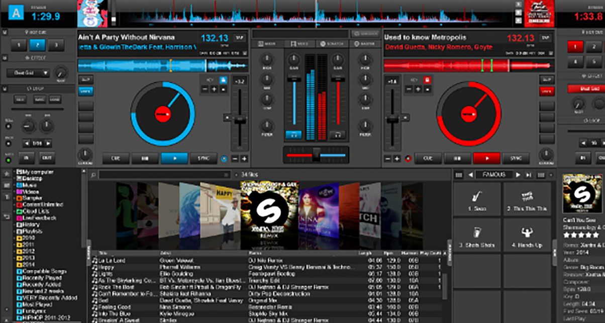 Your first day with virtual dj 8 for Virtual home software