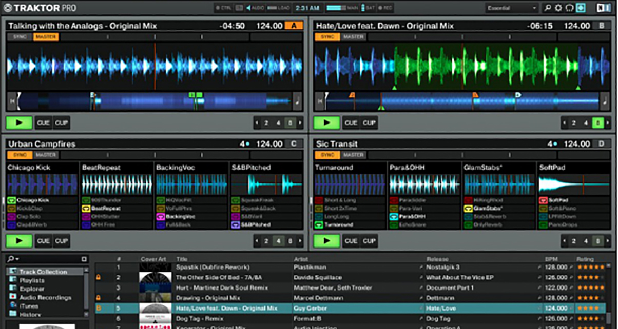Your first day with: traktor pro 2 digital dj tips.