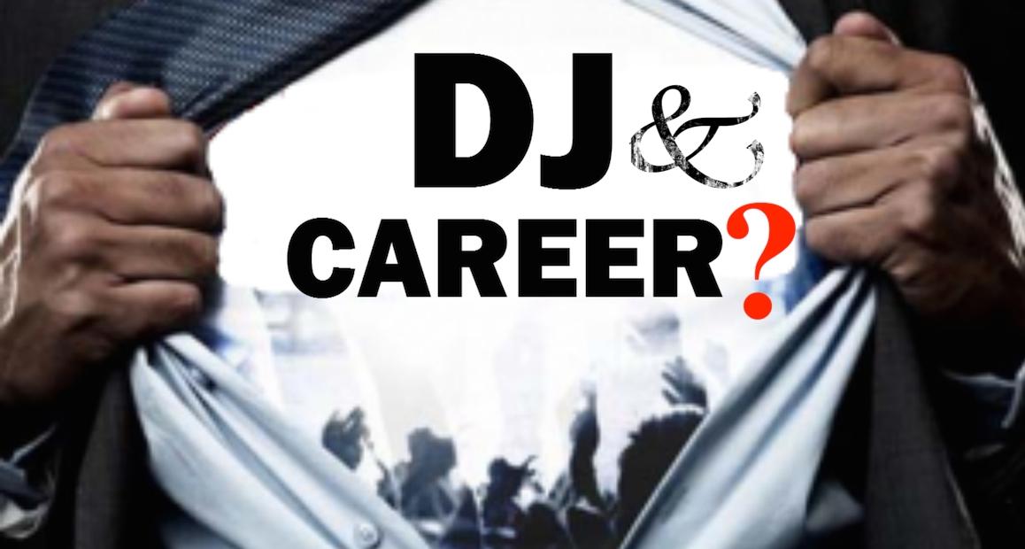 DJ career
