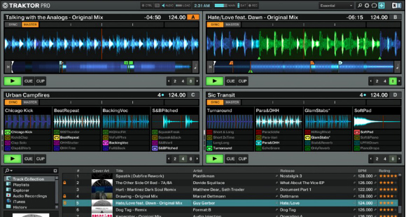 Your First Day With Traktor Pro 2