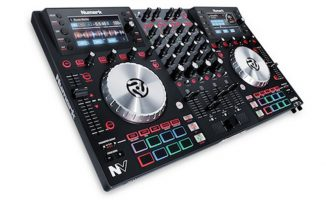 Numark Scratch Is A Two-Channel Serato DJ Pro Mixer For