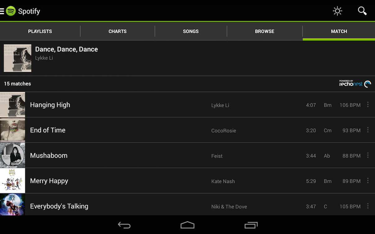 djay 2 for Android Launches With Spotify On Board