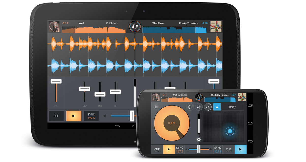 Cross DJ For Android