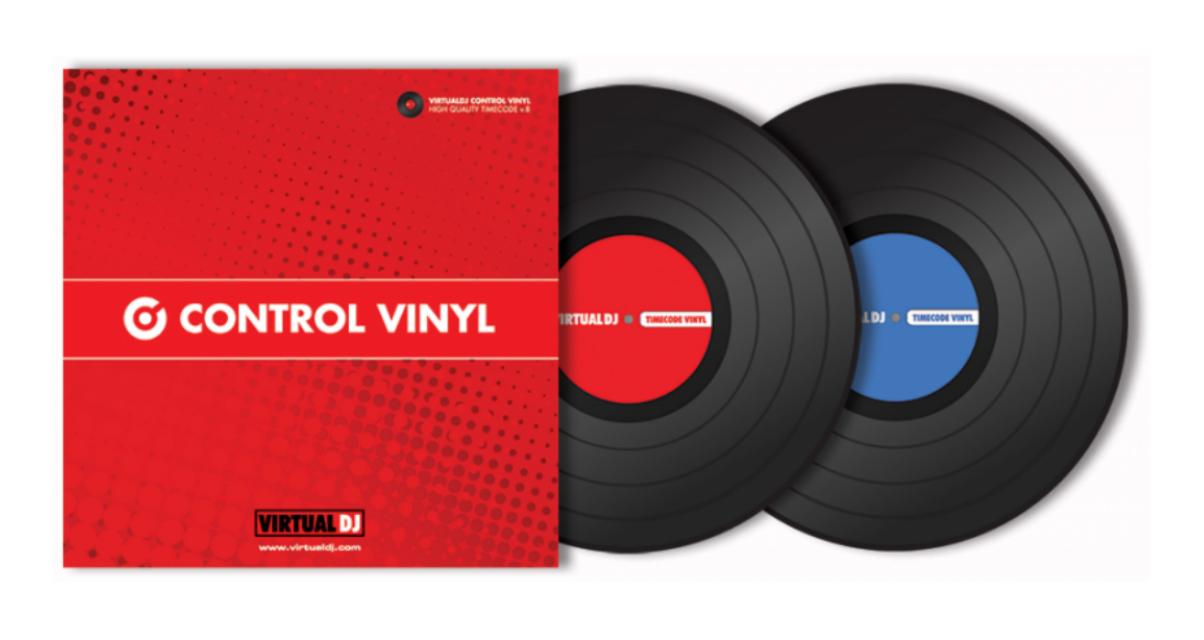 Virtual Dj 8 Timecode Vinyl Now Available Digital Dj Tips