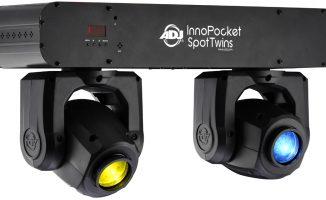 ADJ Inno Pocket Spot Twins