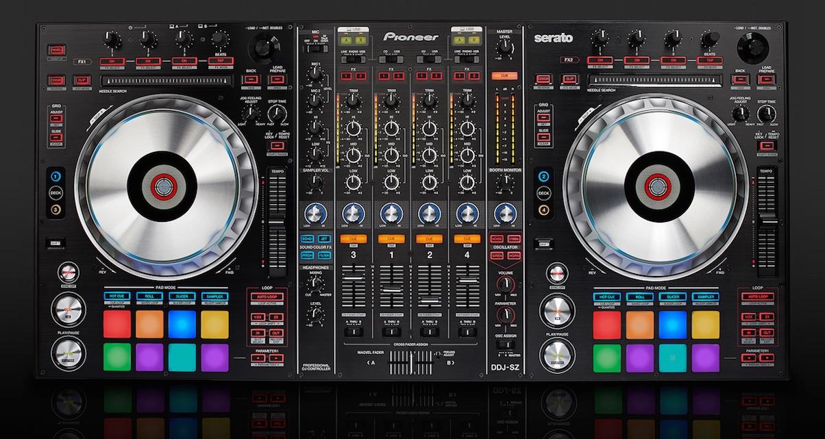 pioneer ddj sz2 controller coming soon digital dj tips
