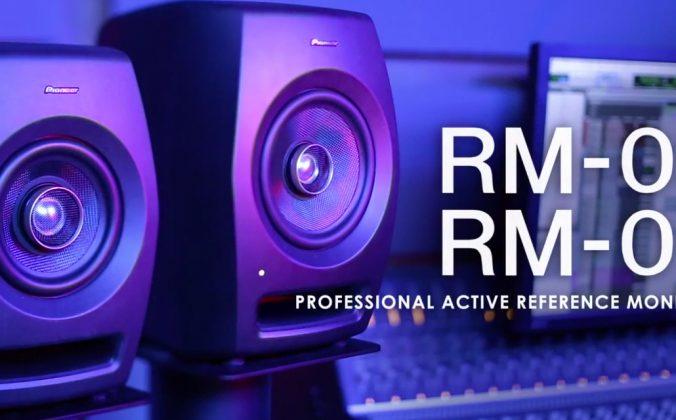 Pioneer RM Series Monitors