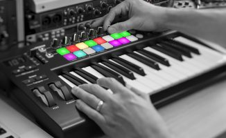 Novation Launchkey Mk II