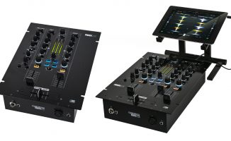 Reloop RMX-22i and RMX-33i