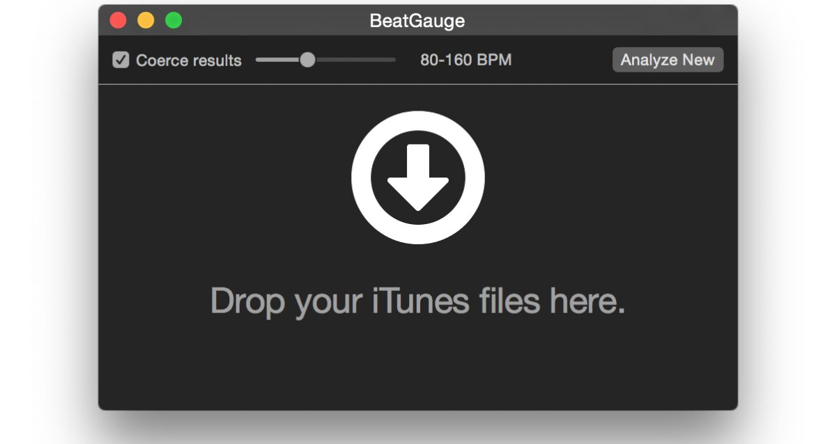 Beatgauge BPM Analyser For iTunes Review - Digital DJ Tips