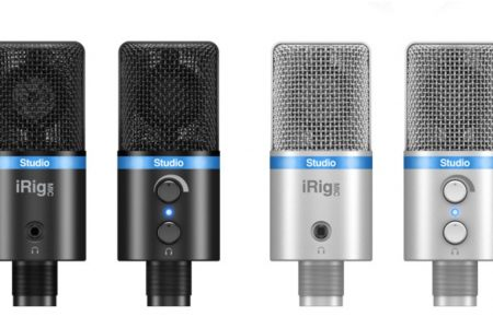 IK Multimedia iRig Studio Mic