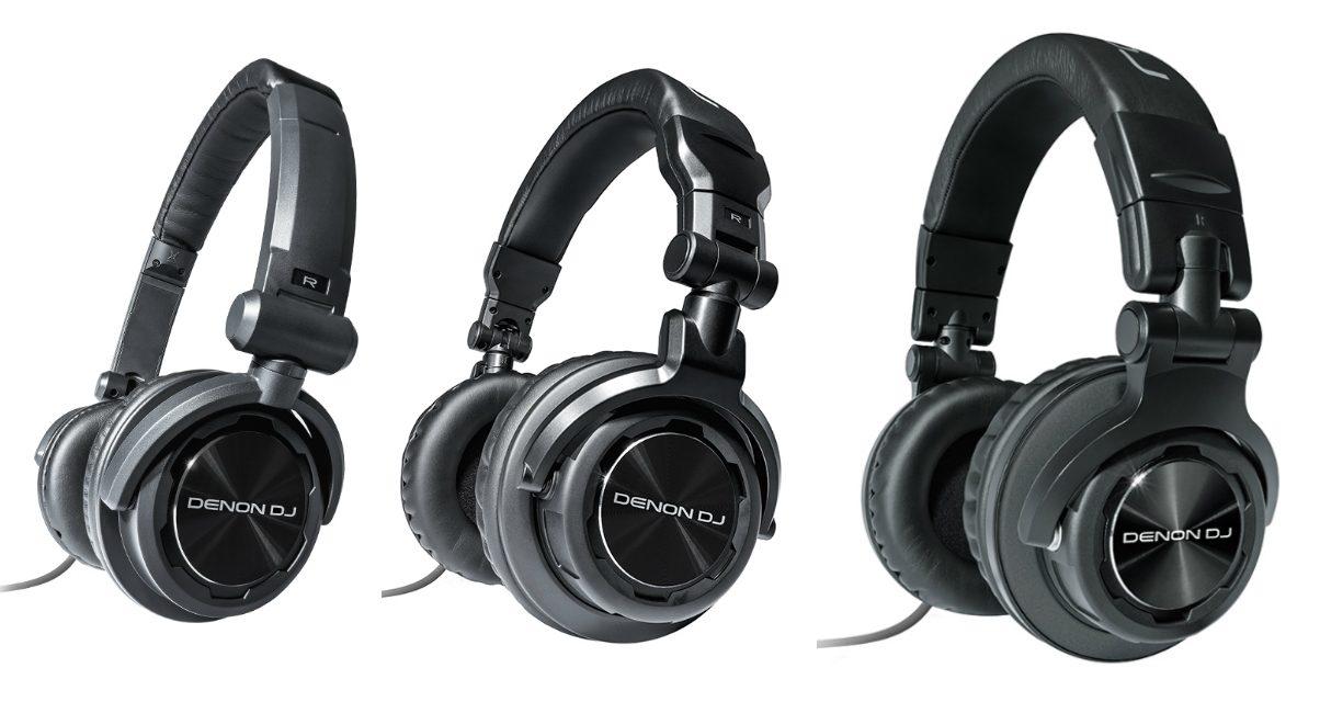 Denon DJ Headphones